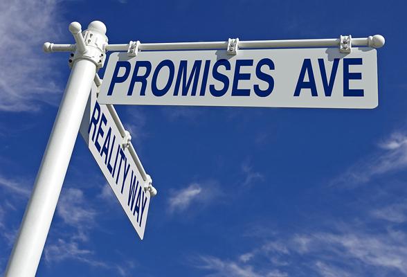 promesas, expectativas