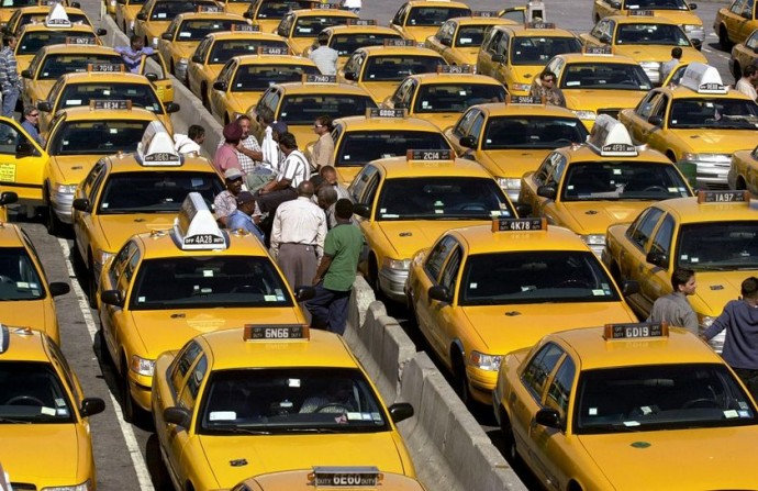 Un taxi hacia la experiencia