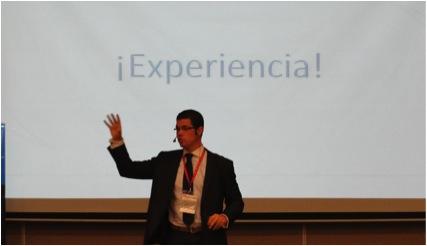 #Experiencia