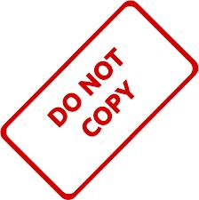 Copy first, innovate later